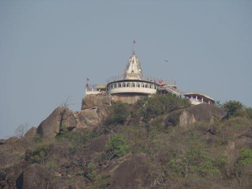 Bamleshwari Mata Temple Dongargarh