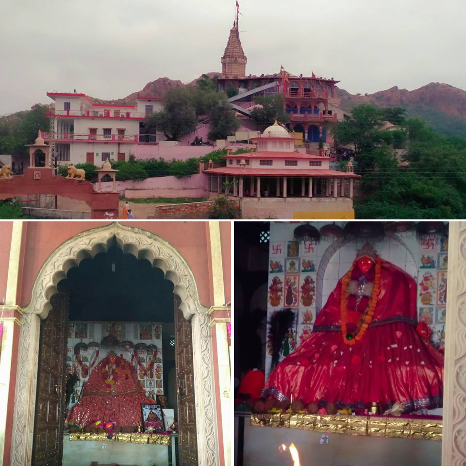 Ghatwasan Mata Temple Gudhachandar Ji