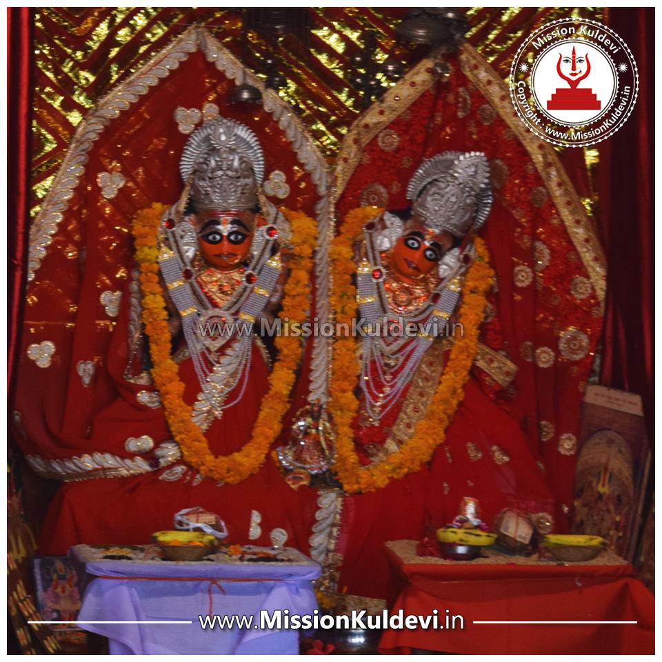 Nakkash Ki Devi